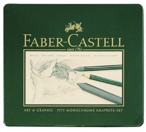 Graphit Set Faber Castell