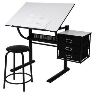 Schreibtisch mit Zeichenfunktion