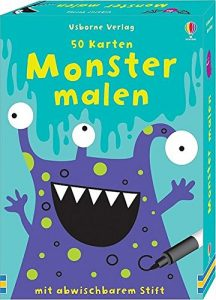 monster malbuch